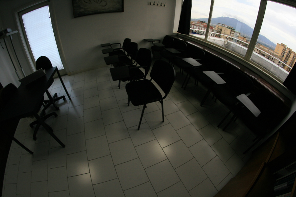 Sala meeting Napoli